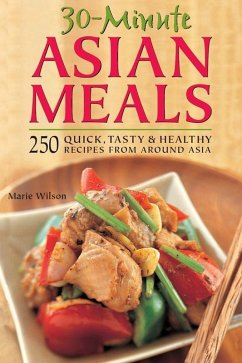 30-Minute Asian Meals (eBook, ePUB) - Wilson, Marie
