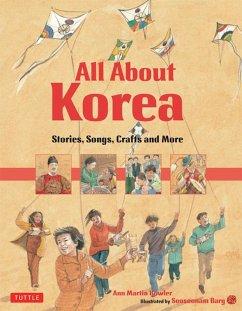 All About Korea (eBook, ePUB) - Bowler, Ann Martin