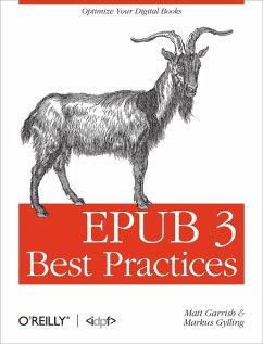 EPUB 3 Best Practices (eBook, ePUB)