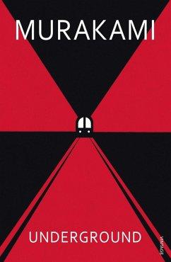 Underground (eBook, ePUB) - Murakami, Haruki