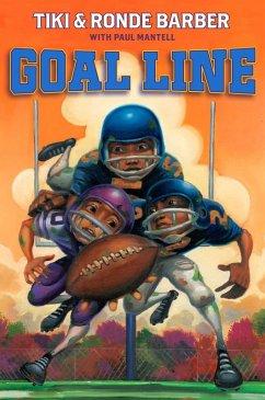 Goal Line (eBook, ePUB) - Barber, Tiki; Barber, Ronde