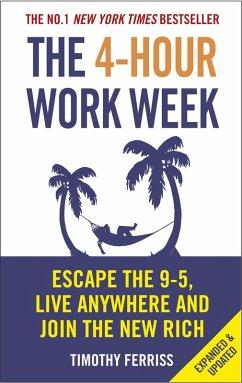 The 4-Hour Work Week (eBook, ePUB) - Ferriss, Timothy