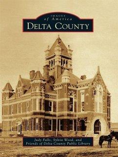 Delta County (eBook, ePUB) - Falls, Judy