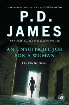 An Unsuitable Job for a Woman (eBook, ePUB) - James, P. D.