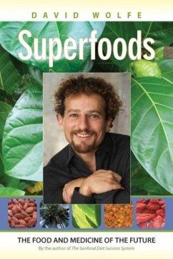 Superfoods (eBook, ePUB) - Wolfe, David