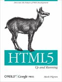 HTML5: Up and Running (eBook, ePUB)