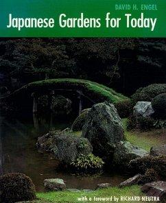 Japanese Gardens for today (eBook, ePUB) - Engel, David