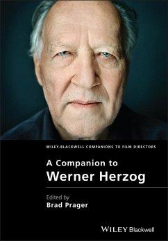 A Companion to Werner Herzog (eBook, PDF)