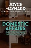 Domestic Affairs (eBook, ePUB)
