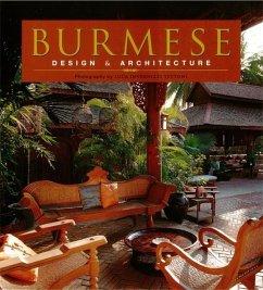 Burmese Design & Architecture (eBook, ePUB) - Falconer, John; Moore, Elizabeth