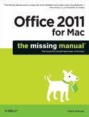 Office 2011 for Macintosh: The Missing Manual (eBook, ePUB)