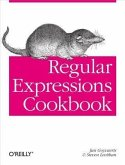 Regular Expressions Cookbook (eBook, ePUB)