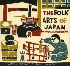 Folk Arts of Japan (eBook, ePUB) - Munsterberg, Hugo