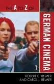 The A to Z of German Cinema (eBook, ePUB)