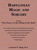 Babylonian Magic and Sorcery (eBook, ePUB)