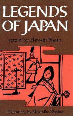 Legends of Japan (eBook, ePUB) - Naito, Hiroshi