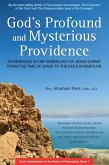 God's Profound and Mysterious Providence (eBook, ePUB)
