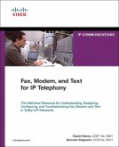 Fax, Modem, and Text for IP Telephony (eBook, PDF)