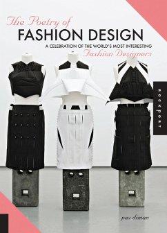 The Poetry of Fashion Design (eBook, PDF) - Diman, Paz