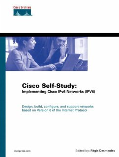 Cisco Self-Study (eBook, PDF) - Desmeules, Regis