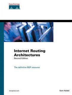 Internet Routing Architectures (eBook, PDF) - Halabi, Sam