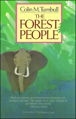 The Forest People (eBook, ePUB) - Turnbull, Colin