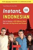 Instant Indonesian (eBook, ePUB)