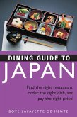 Dining Guide to Japan (eBook, ePUB)