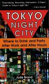 Tokyo Night City Where to Drink & Party (eBook, ePUB)
