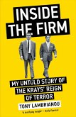 Inside the Firm - The Untold Story of The Krays' Reign of Terror (eBook, ePUB)