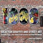 1,000 Ideas for Graffiti and Street Art (eBook, PDF)
