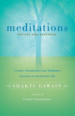 Meditations (eBook, ePUB) - Gawain, Shakti