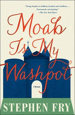 Moab Is My Washpot (eBook, ePUB) - Fry, Stephen