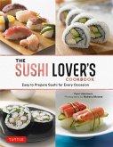 Sushi Lover's Cookbook (eBook, ePUB)