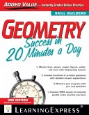 Geometry Success In 20 Minutes A Day (eBook, ePUB)