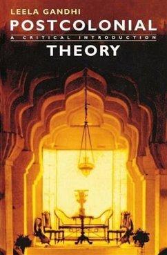 Postcolonial Theory (eBook, ePUB) - Gandhi, Leela