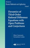 Dynamics of Third-Order Rational Difference Equations with Open Problems and Conjectures (eBook, PDF)