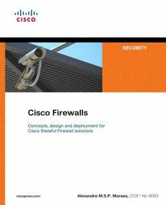 Cisco Firewalls (eBook, ePUB) - Moraes Alexandre M. S. P.