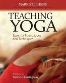 Teaching Yoga (eBook, ePUB)