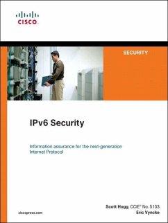 IPv6 Security (eBook, ePUB)