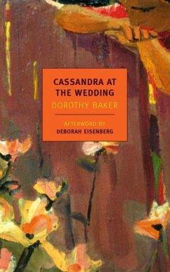Cassandra at the Wedding (eBook, ePUB) - Baker, Dorothy