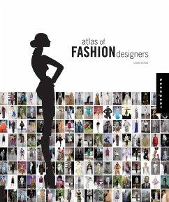 Atlas of Fashion Designers (eBook, PDF) - Eceiza, Laura