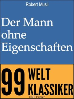 Der Mann ohne Eigenschaften (eBook, PDF)