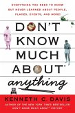 Don't Know Much About Anything (eBook, ePUB)