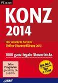 Konz Steuer 2014 - Der Assistent für Ihre Online-Steuererklärung 2013