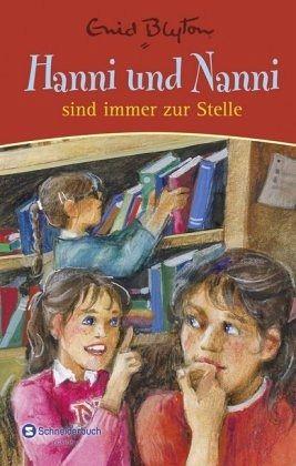 Buch-Reihe Hanni und Nanni Sonderband von Enid Blyton