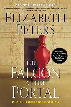 The Falcon at the Portal (eBook, ePUB) - Peters, Elizabeth