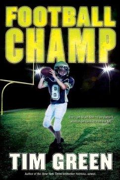 Football Champ (eBook, ePUB) - Green, Tim