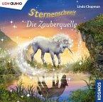 Die Zauberquelle / Sternenschweif Bd.27 (Audio-CD)