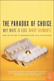 The Paradox of Choice (eBook, ePUB)